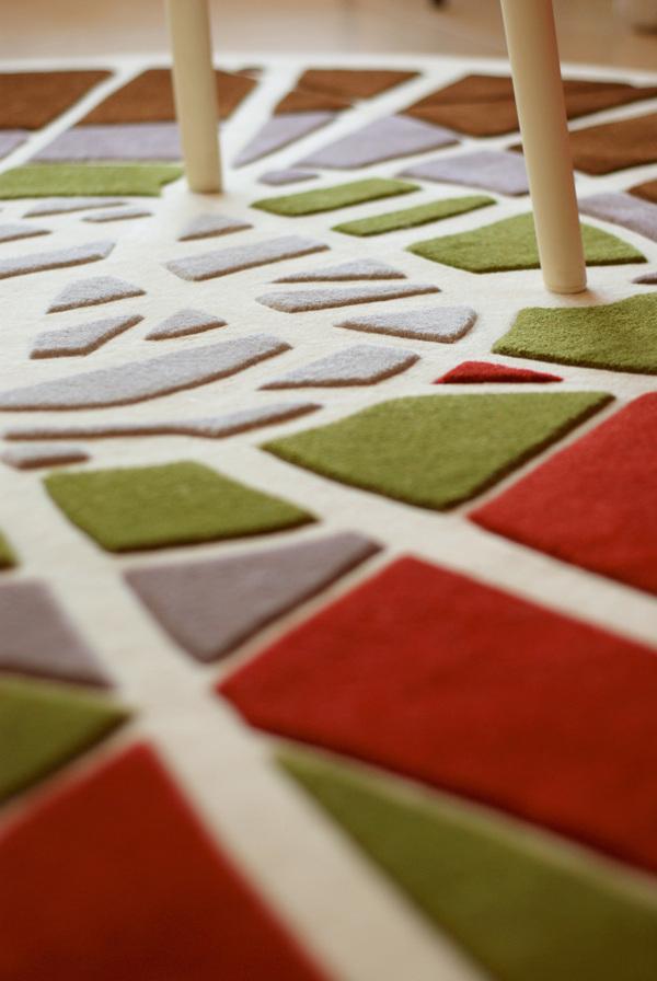 Florian Pucher _segundo premio concurso vitra rediseño silla vegetal ronan erwan bourollec alfombra roots materiales